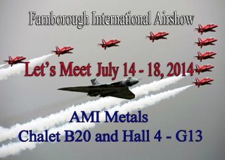 Farnborough Air Show, Jul 14-18 2014